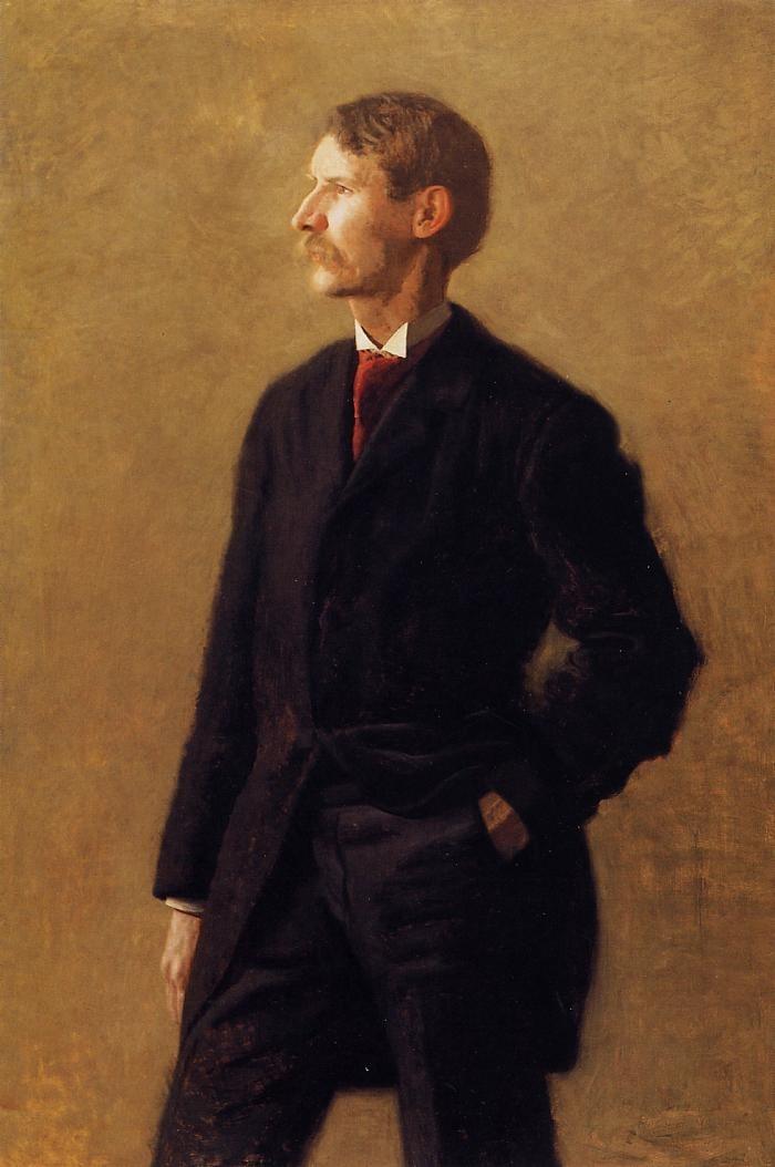 Portrait of Harrison S. Morris