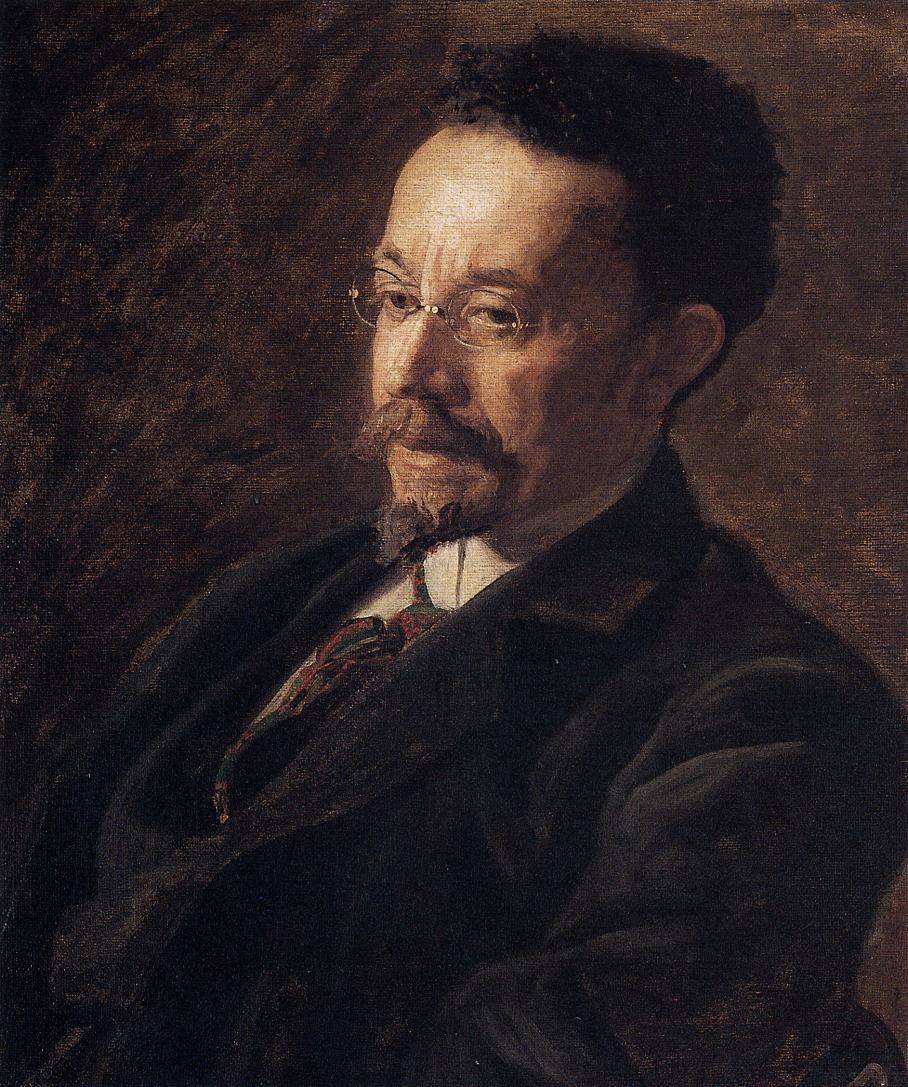 Portrait of Henry O. Tenner