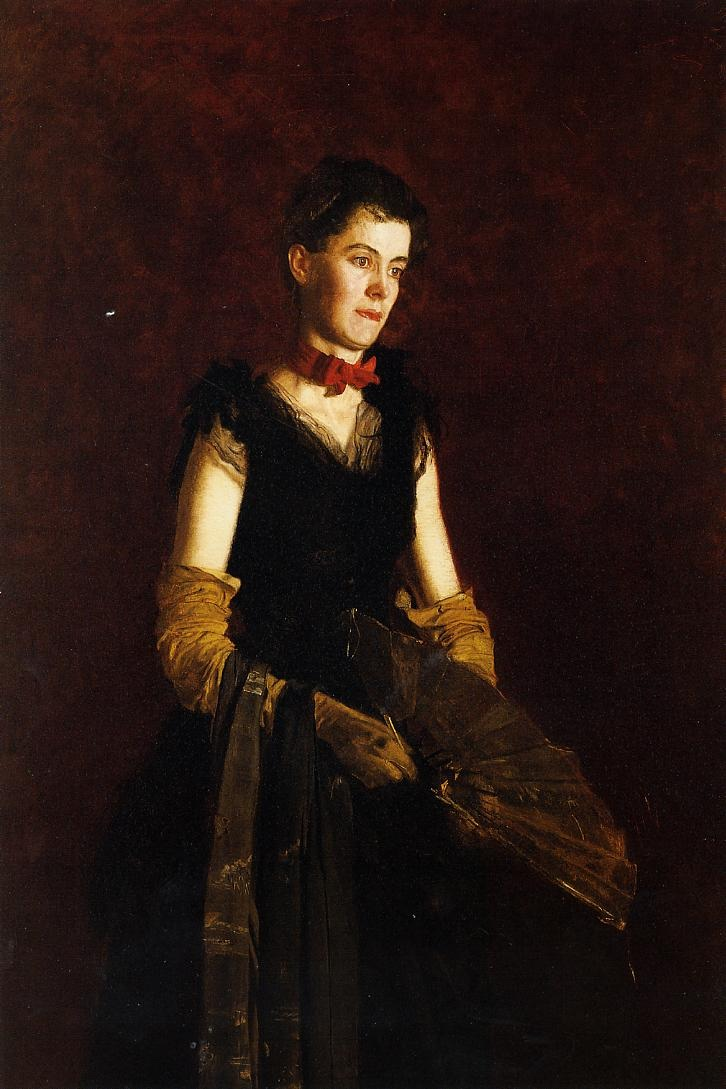 Portrait of Letitia Wilson Jordan