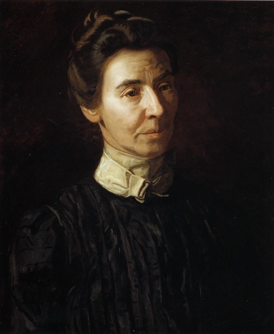 Portrait of Mary Adeline Williams 1