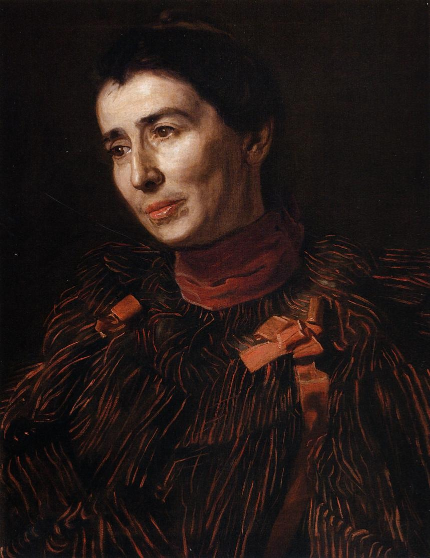 Portrait of Mary Adeline Williams 2