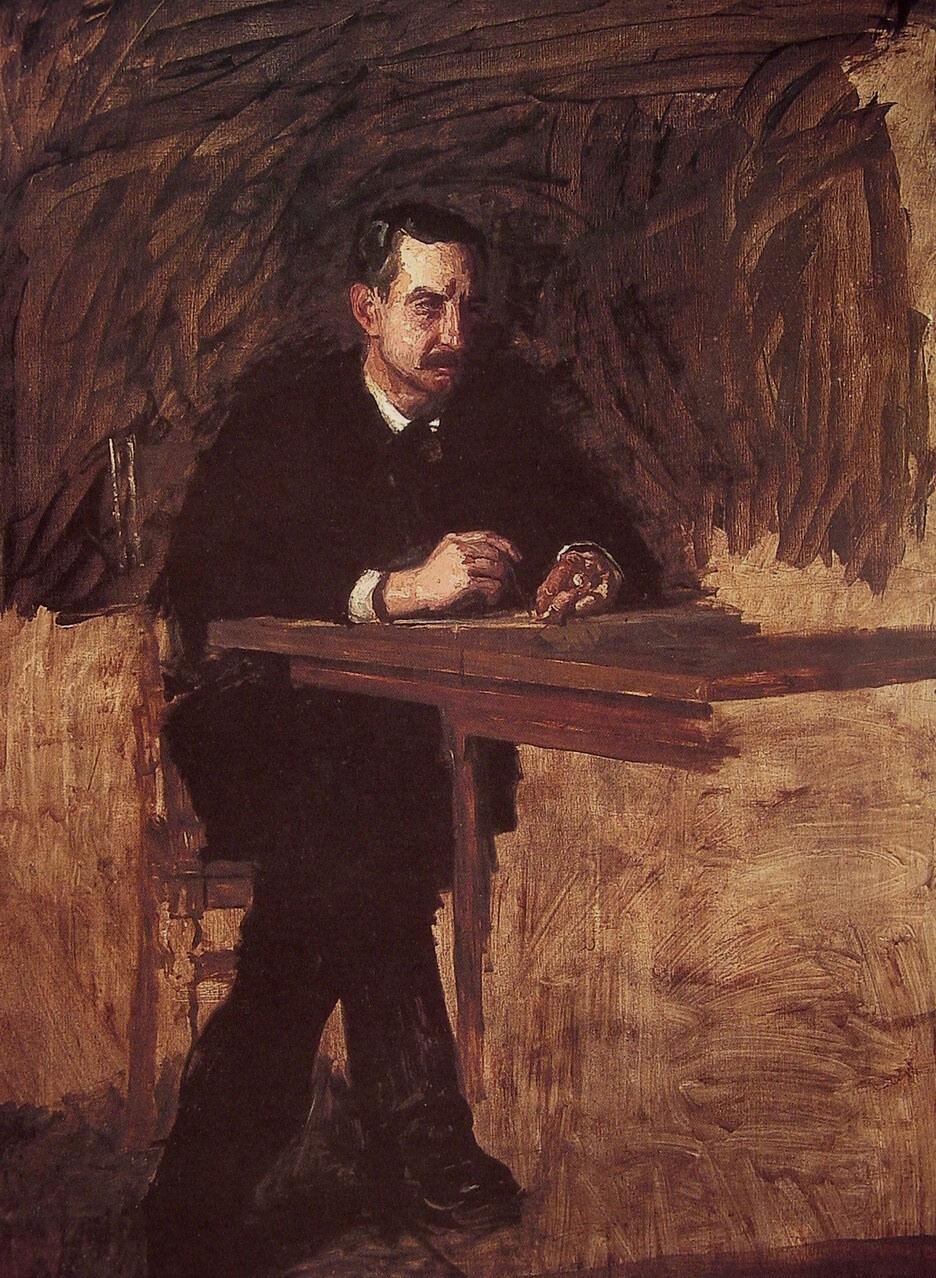 Portrait of Professor William D. Marks