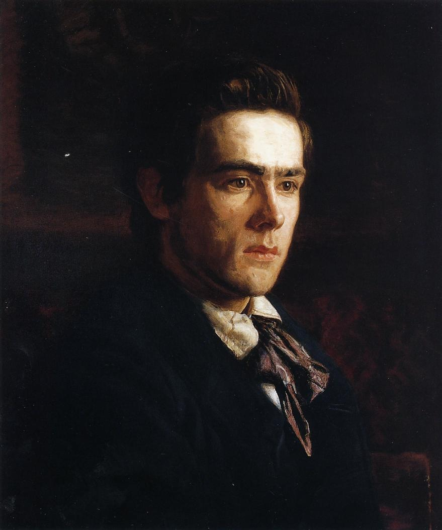 Portrait of Samuel Murray