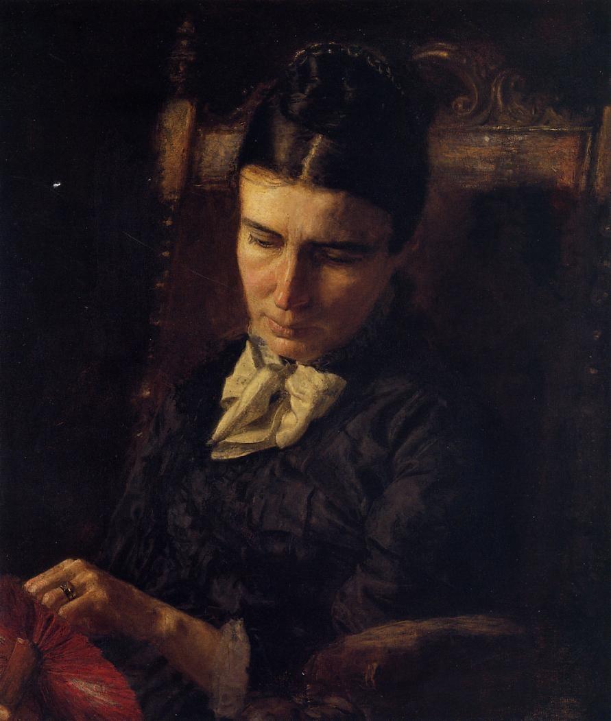 Portrait of Sarah Ward Brinton