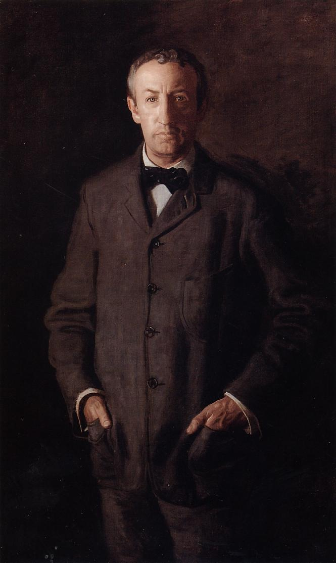 Portrait of William B. Kurtz