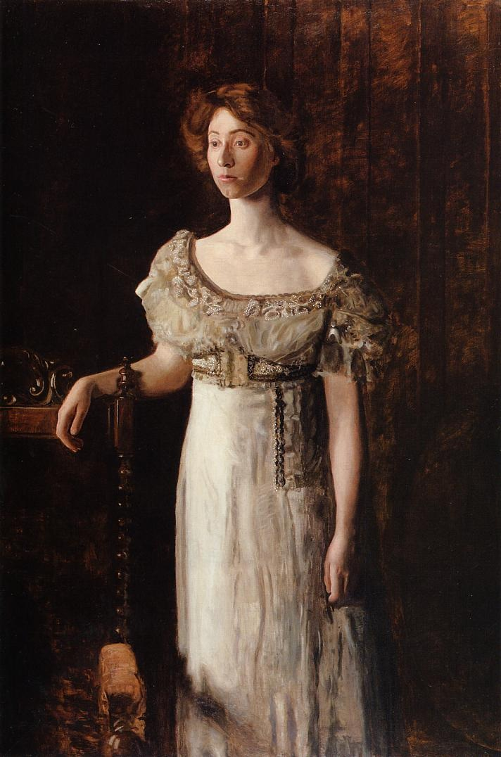 The Old-Fashioned Dress