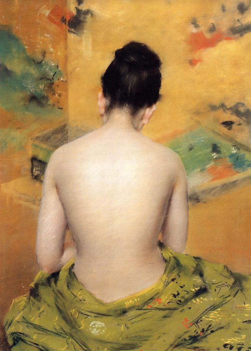 back-of-a-nude