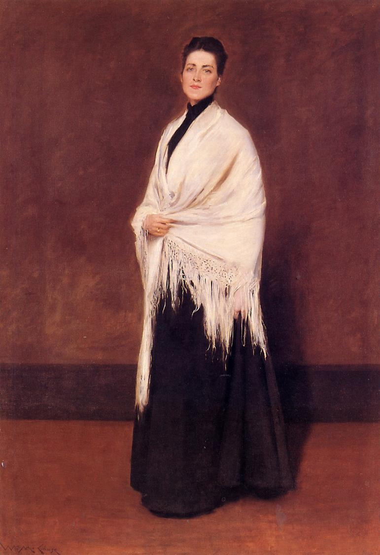 lady-with-a-white-shawl