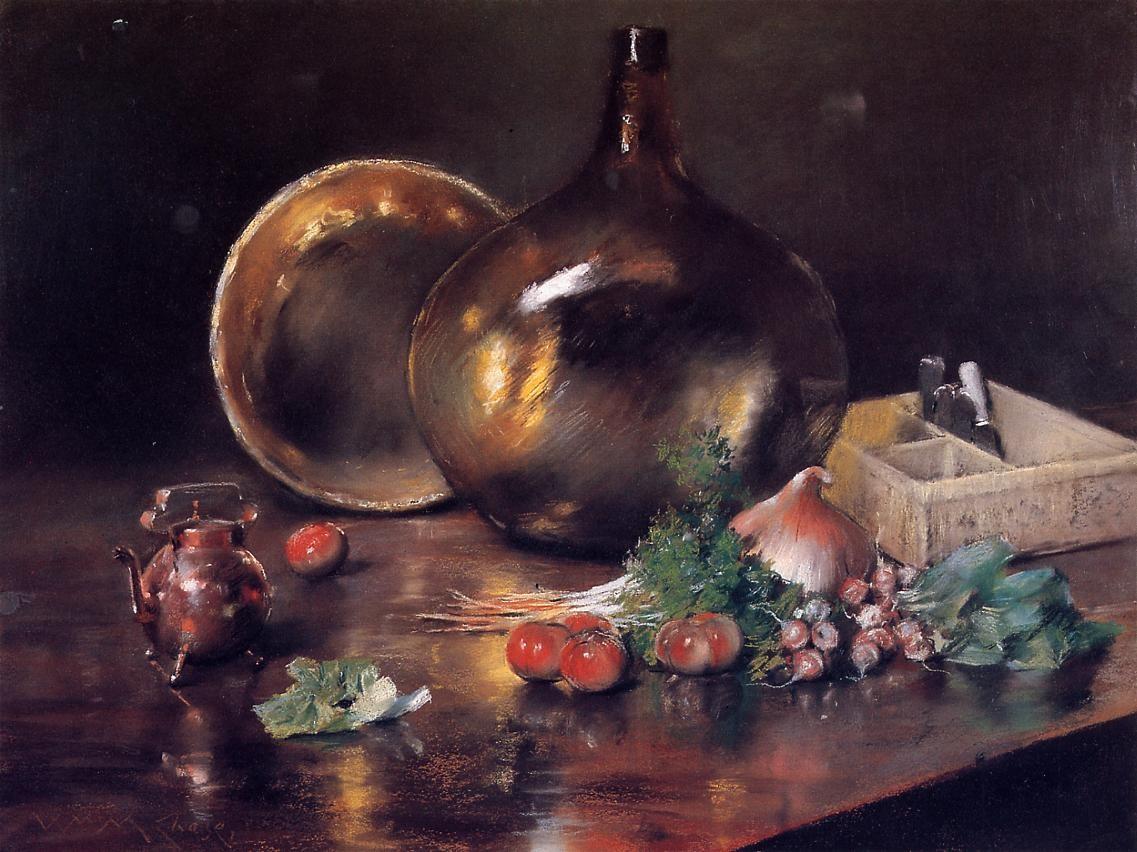 still-life-brass-and-glass